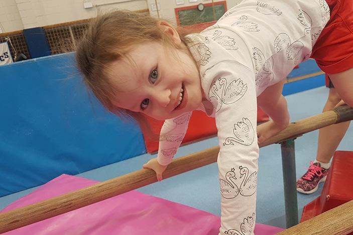 YMCA Jamboree Heights Kindergym, gymnastics for kids