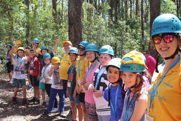 kookaburra kids building resilence