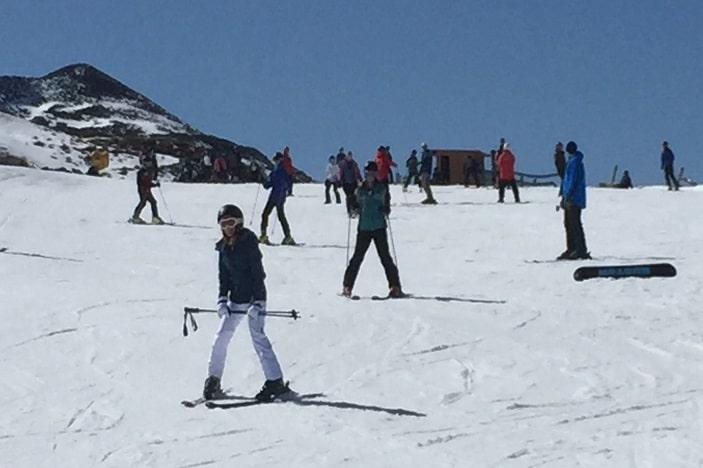snow ski Queenstown